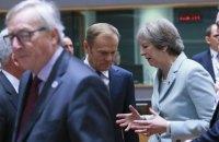 """Мей попросила Євросоюз відкласти """"Брекзит"""" до 30 червня"""