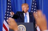 Інформатор у справі про імпічмент Трампа готовий дати письмові свідчення