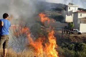 В Украине установили чрезвычайный уровень пожароопасности