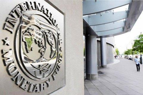 УН: МВФ уезжает из Киева без результата