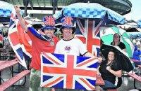 До Донецька прилетіла збірна Англії