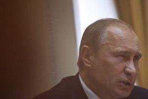 Путін виступає за зростання економічного співробітництва з Україною