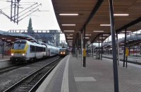 Во Франции второй раз за неделю бастуют железнодорожники
