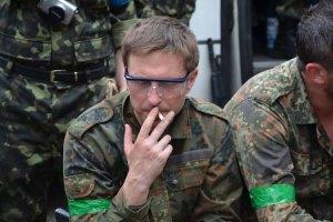 Советник главы Минобороны допустил прекращение перемирия на Донбассе