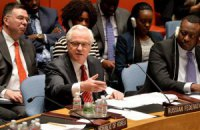 Совбез ООН не поддержал РФ в ходе обсуждения гуманитарной ситуации в Украине