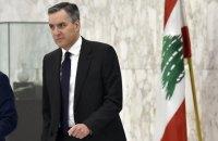 Премьер Ливана подал в отставку менее чем через месяц после назначения