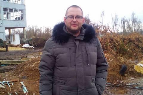 Журналіст із Харкова помер під час відрядження дозони АТО