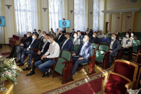 Венедіктова представила керівників оновлених обласних прокуратур