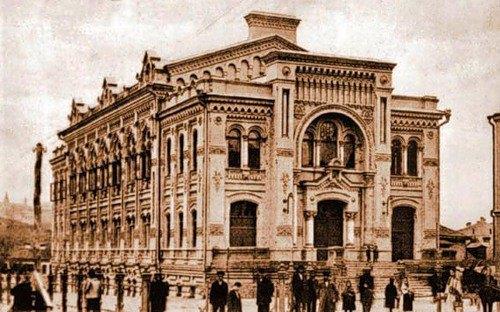 Хоральна синагога Лазаря Бродського