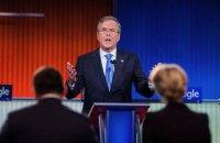 Джордж Буш-младший поддержал своего брата в предвыборной гонке
