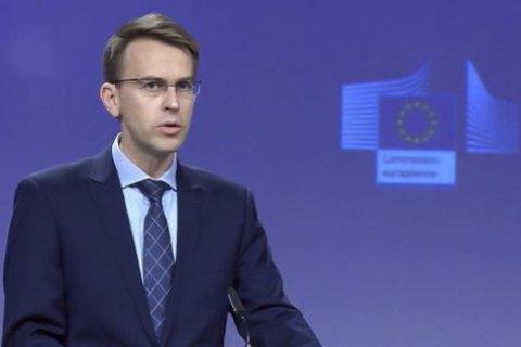В ЕС заявили, что решение КСУ ставит под сомнение международные обязательства Украины