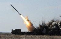 Турчинов сообщил об очередных испытаниях украинской ракеты