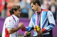Шанхайський Мастерс: Федерера і Маррея очікує нове рандеву
