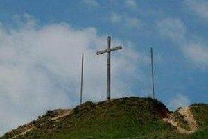 Нардеп призвал прокуратуру разобраться с демонтажом Креста на Хортице