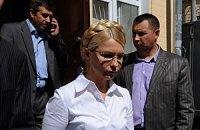 Суд над Тимошенко перенесли на 1 августа