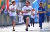 Киевский международный марафон собрал более 3,5 тыс. бегунов