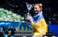 14-річна Марта Костюк перемогла на Australian Open серед юніорів