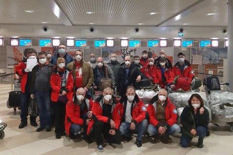 Українська експедиція не змогла дістатися до Антарктиди через коронавірус і повернулася до Києва