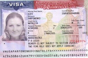 Украина обсудит с США выдачу украинцам 10-летних виз