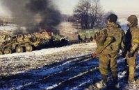 Боец Нацгвардии рассказал о выходе из Дебальцево