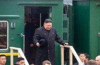 Кім Чен Ин приїхав у Росію на бронепоїзді