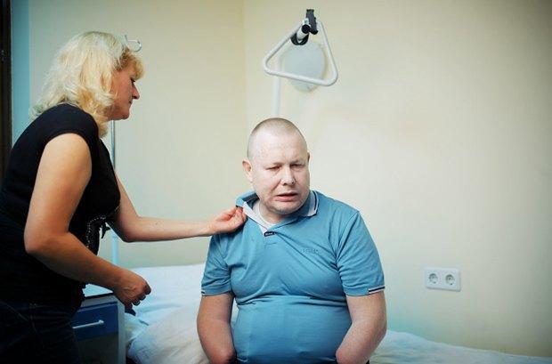 Владимир с женой