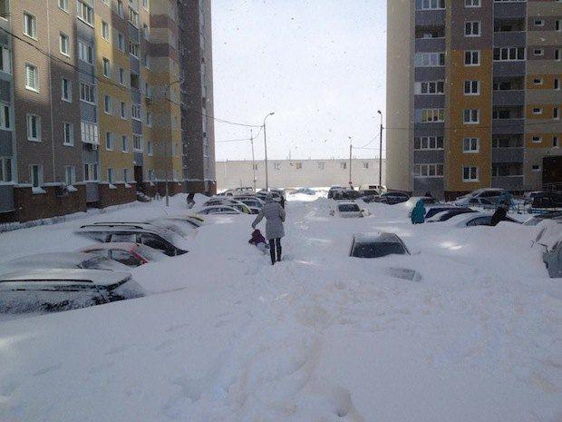 Киев, ул. Закревского