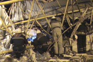 Міліція знайшла винних у падінні крана в Харкові