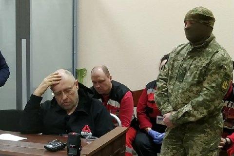 Фигуранта дела Гандзюк Игоря Павловского оставили под стражей
