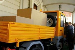 Львовский производитель телевизоров начал выпускать грузовики