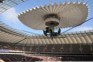 Генпідрядник збудованого до Євро стадіону в Польщі оголосив про банкрутство
