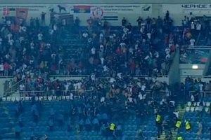 Милиция ничего не знает о пострадавших от рук сербских фанов одесситах