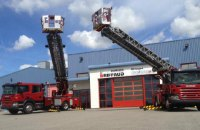 МВС анонсувало контракт вартістю €300 млн на купівлю французьких пожежних підйомників