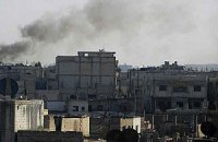 В центре Дамаска идут ожесточенные бои, - правозащитники