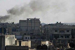 Сирійська армія увійшла в місто на кордоні з Іраком