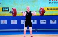 Українка стала чемпіонкою Європи з важкої атлетики