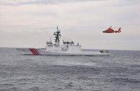 Російські кораблі заважали спільному навчанню суден України і США