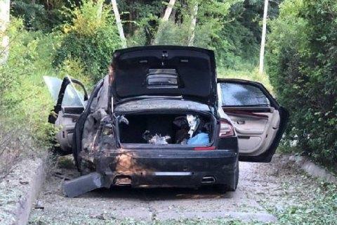 У Харкові вибухнув автомобіль гендиректора фармацевтичної компанії (оновлено)