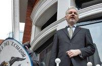 Ассанж ушел с поста главреда WikiLeaks из-за отсутствия интернета