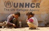 Сирийско-ливанскую границу за сутки пересекли 12 тысяч беженцев