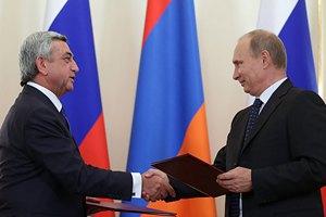 Армения признала референдум в Крыму