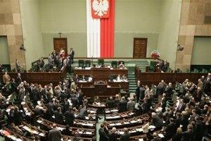 Сейм Польши поддержал повышение пенсионного возраста