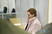 Апелляционный суд оставил под стражей подозреваемую по делу Шеремета Кузьменко (добавлено видео)