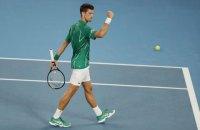 У матчі Джокович - Федерер визначився перший фіналіст Australian Open