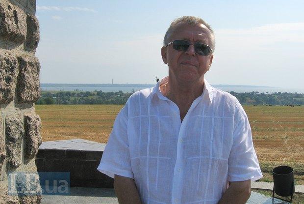 Станіслав Каширний – знавець козацької давнини