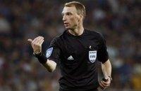 Арбітр ФІФА розірвав контракт з Українською асоціацією футболу і судитиме матчі в Росії