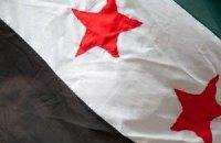 Франція готова визнати опозиційний уряд Сирії