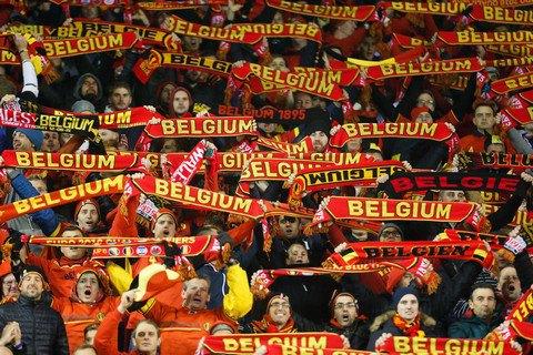 Сборная Бельгии впервые возглавила рейтинг ФИФА