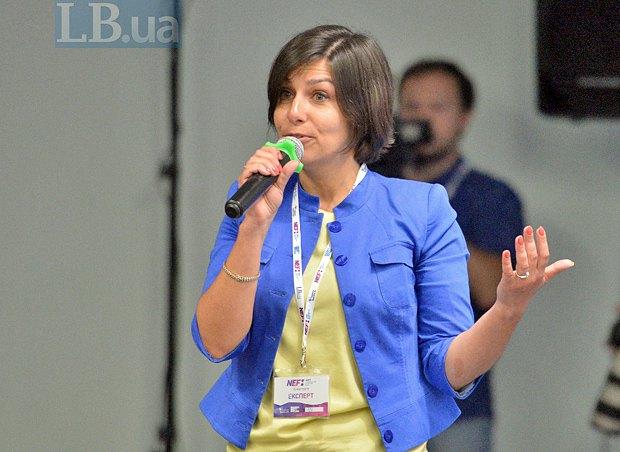 Viktoriya Ptashnyk