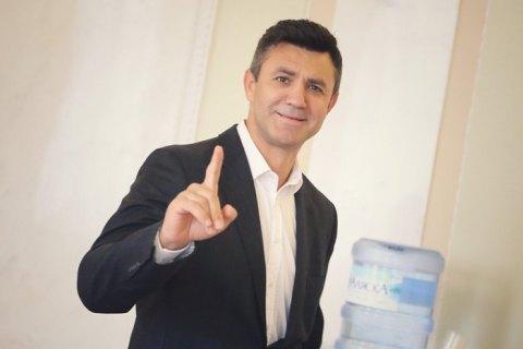 Тищенко заявив, що помолився за здоров'я Лероса після бійки з ним